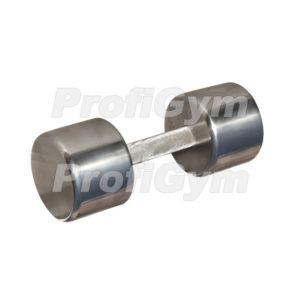 ГНХ-12 Гантель хромированная «PROFIGYM» 12 кг
