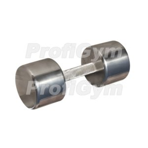 ГНХ-12,5 Гантель хромированная «PROFIGYM» 12,5 кг