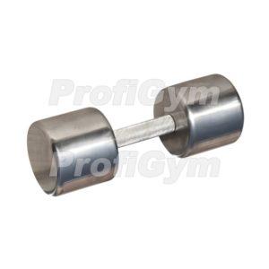 ГНХ-17,5 Гантель хромированная «PROFIGYM» 17,5 кг