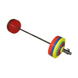 ШП-010 Штанга рекордная для пауэрлифтинга 352,5 кг в наборе
