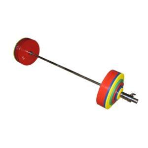 ШП-009 Штанга рекордная для пауэрлифтинга 332,5 кг в наборе
