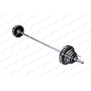 1,9ШТХ-90-30 Штанга разборная хромированная 90 кг