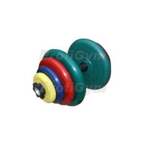 ГРЦ-40 Гантель разборная 40 кг цветная