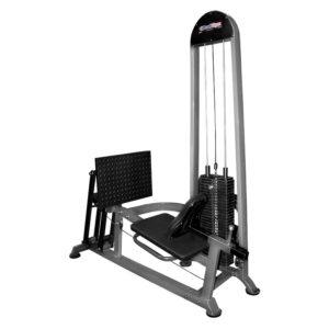 Жим ногами горизонтальный (155 кг блок, 310 кг нагрузка), ТГ-0320-C